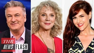 Alec Baldwin, Blythe Danner and Sara Rue Returning to 'Will and Grace' | THR News Flash