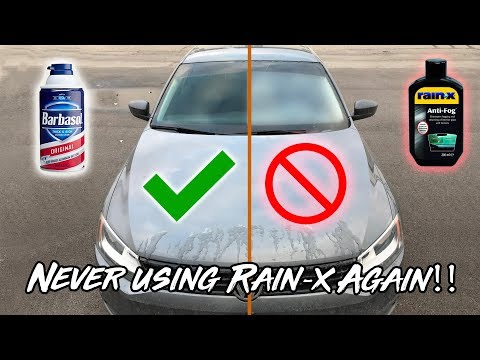 The BEST Anti-Fog for your car!! - YouTube