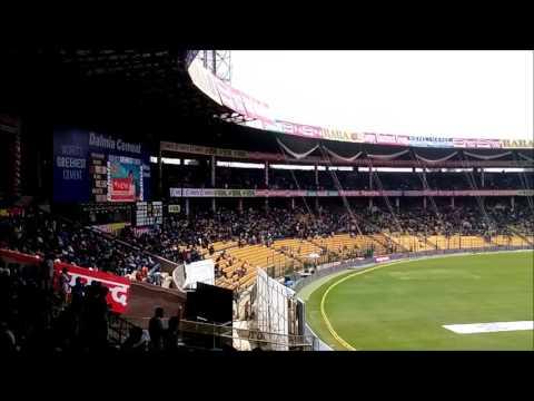 Full View Of Chinnaswamy Stadium | B UPPER STAND | RCB Home|