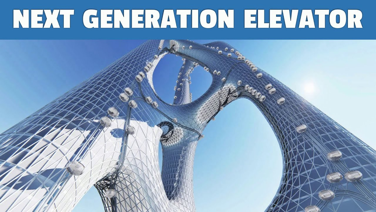 Next Generation Elevator For Skyscrapers?