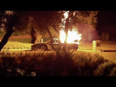 ASÍ SE QUEMÓ MI MCLAREN SENNA (VIDEO COMPLETO) | Salomondrin