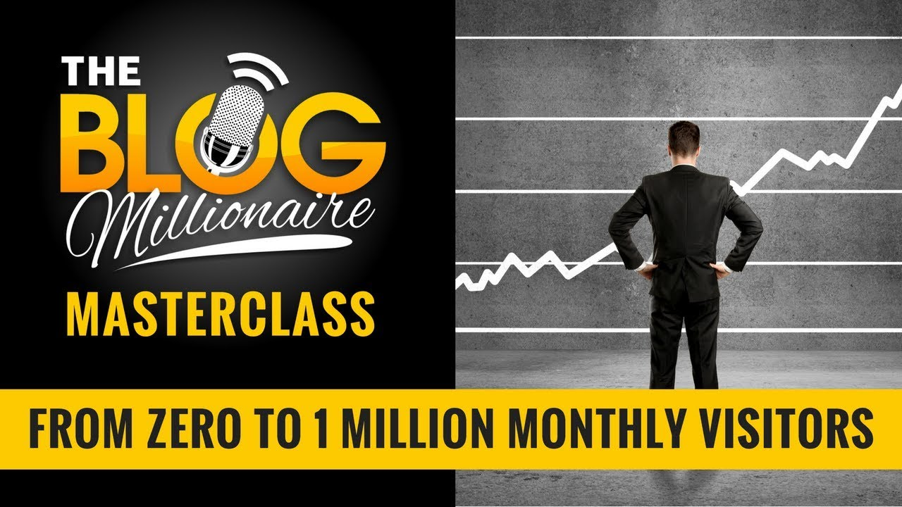 Blogging Course - From 0 to 1 Million Monthly Visitors, a Blogging Course for Beginners and Pros