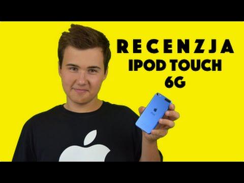 iPod Touch 6G - Recenzja/Test | AppleNaYouTube