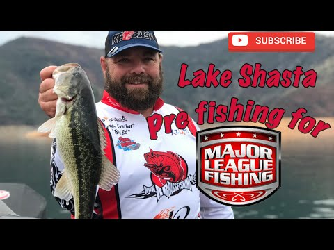 Pre-fishing for the MLF Tournament with Big Ed and Mark Lassagne