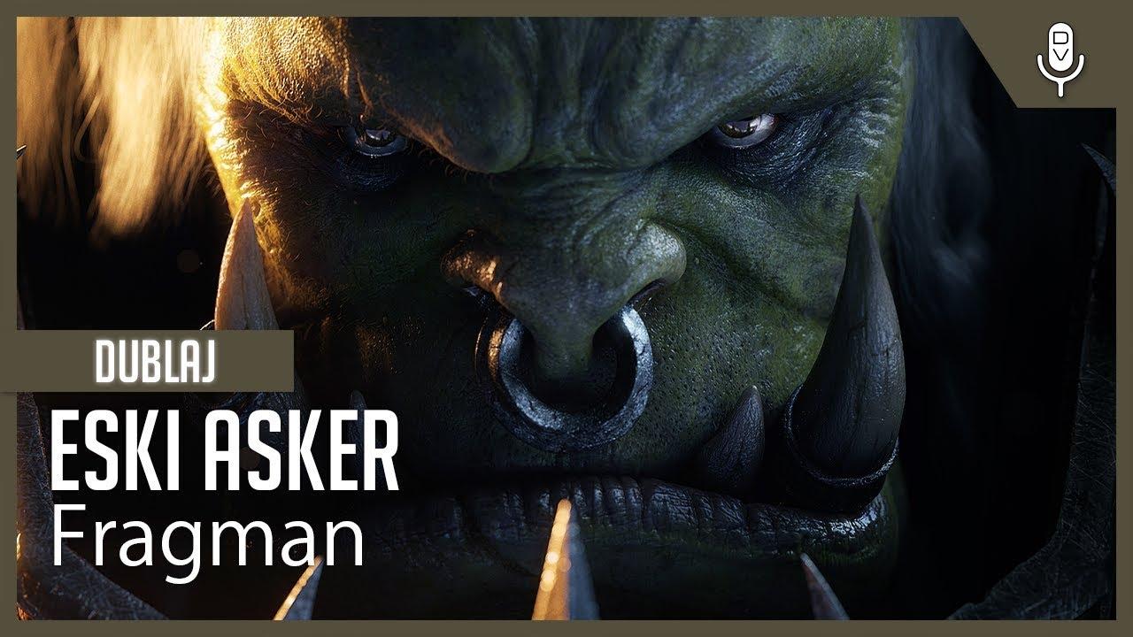 World Of Warcraft Sinematik Eski Asker Turkce Dublaj Youtube