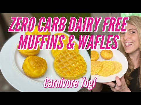 zero-carb---dairy-free-muffins-&-waffles-(chaffles)-by-carnivore-yogi---carnivore-diet-recipes