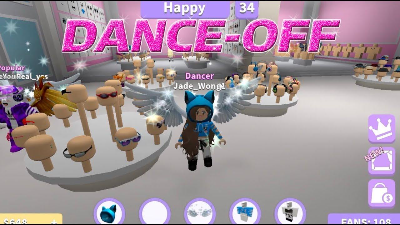 Happy Roblox Dance Off 9 Youtube