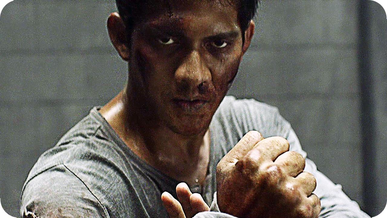 Wu Assasins -- Iko Uwais protagonizará la serie de artes marciales Maxresdefault