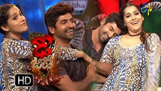 Dhee Jodi | 19th  October 2016 | Full Episode | ETV Telugu
