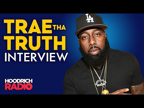 DJ Scream - Trae tha Truth Talks New Album Exhale, Relief Gang, Opening Up & More