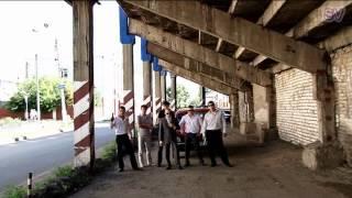г. Барнаул. Свадьба. 13-08-2011. Крутая разборка