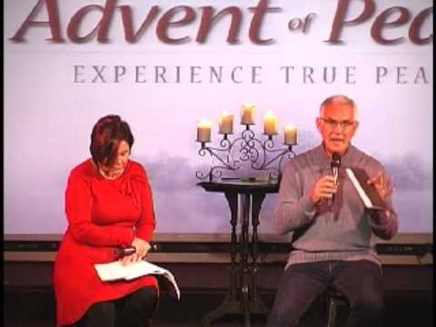 Advent - Peace - 12/4/16 - George & Carolyn Dupree