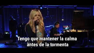 Avril Lavigne Head Above Water Acoustic Sub Español