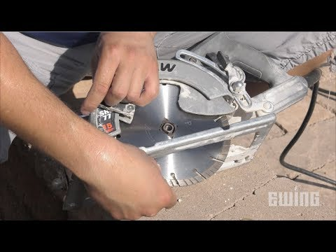 Common Types of Diamond Saw Blades and Their Uses