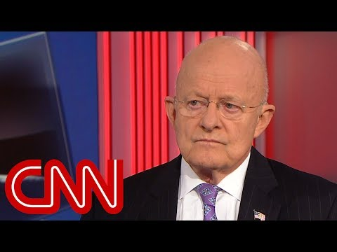 James Clapper on Michael Flynn plea: This isn't fake
