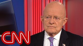 James Clapper on Michael Flynn plea: This isn
