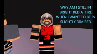 ROBLOX: Shorts Ro-Wrestling - Admin Catastrophe