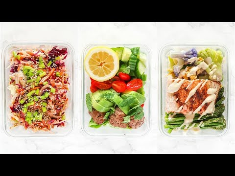 On The Go Healthy Lunches   easy recipes
