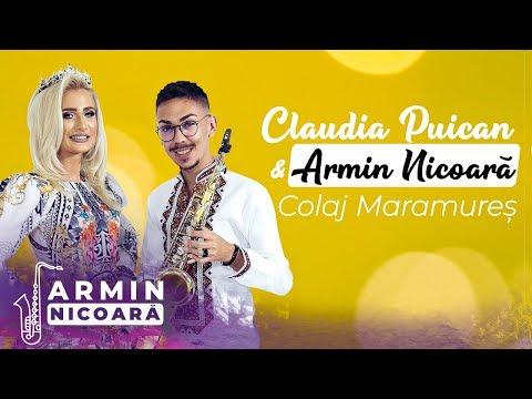 Armin Nicoara si Claudia Puican - Colaj Maramures ( colaj 2019 )