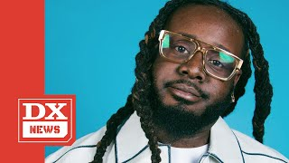 T-Pain Stresses That Fans Of Rap Music Only Like The Beats... Not The Lyrics