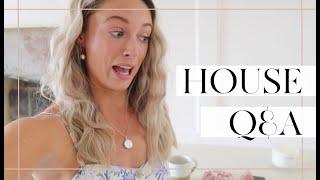 PIZZA MAKING & HOUSE Q&A // Fashion Mumblr