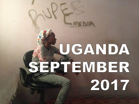 My Trip to Uganda, September 2017