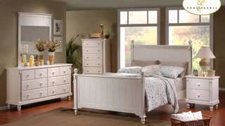 White Bedroom Furniture Set Ideas