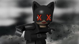 Lego Batman the Video Game How to Kill Catwoman