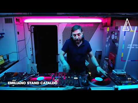 Emiliano Stand Cataldo - Automat Radio at Spring Attitude, Rome
