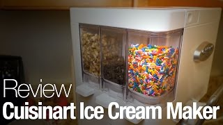 "How to use the Cuisinart ""Mix it In"" ICE-45 Soft Serve Ice Cream Maker"