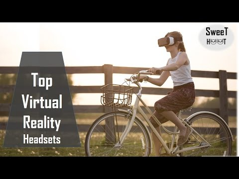 Best Mobile VR Headsets 2017 - Top Cheap Virtual Reality Headsets