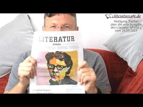 Der LITERATUR SPIEGEL - Eine Blattkritik
