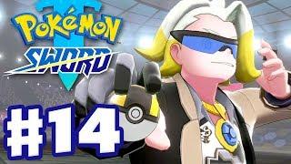 Gym Leader Gordie! - Pokemon Sword and Shield - Gameplay Walkthrough Part 14