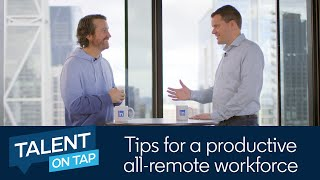 GitLab's tips for a productive all-remote workforce