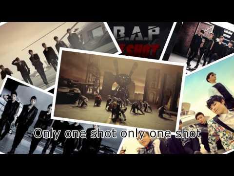 One Shot - B.A.P (Karaoke/Instrumental)