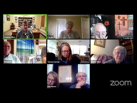 Bible Study April 27, 2021 (A Reading of Romans)