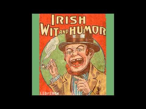 Irish Wit and Humor (FULL Audio Book) John Philpot Curran