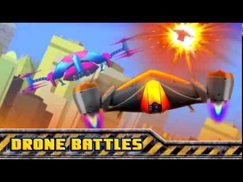 Drone Battles