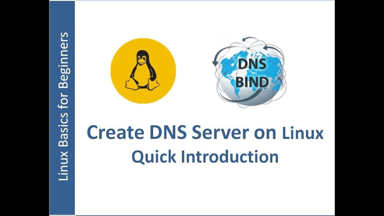 DNS Server Configuration on RHEL/CentOS 7 - Tech Informant