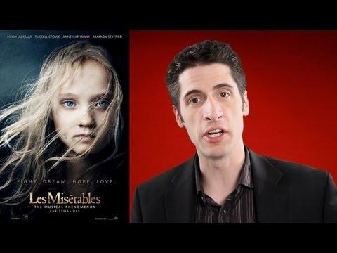 Les Miserables movie review