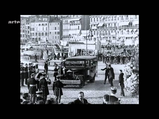 Verschollene Filmschätze S01E04 1934 Das Attentat auf König Alexander I. von Jugoslawien