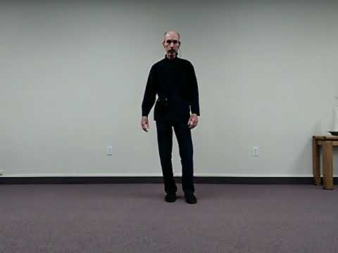 Redding Tai Chi / End of the Third Section Yang Style Long Form