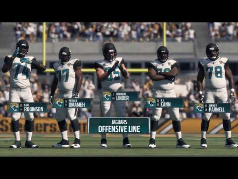 Madden NFL 18 Season Game Week 5 Jacksonville Jaguars vs Pittsburgh Steelers