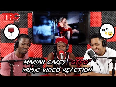 "Mariah Carey ""GTFO"" Music Video Reaction"