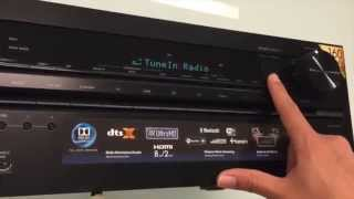 הצגת מוצר new onkyo receiver tx nr646