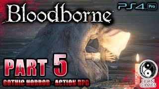 #5【Bloodborne / 高画質】ボス「教区長エミーリア」攻略!聖職者こそが最も恐ろしい獣になる… / 徹底解説・考察しつつ癒やされ実況プレイ【ブラッドボーン】 thumbnail
