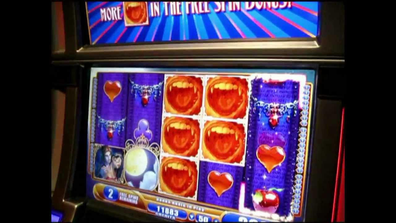 Slots hits