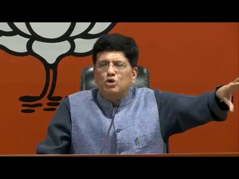 Shri Piyush Goyal exposes Rahul Gandhi's SEVEN lies on Rafale deal. #FakeNewsKingRahul