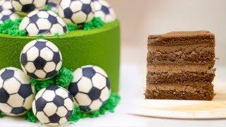 """Очень нежный🎂 и вкусный торт """"ТРЮФЕЛЬ""""🍫( English Subtitles ) - Я - ТОРТодел!"""