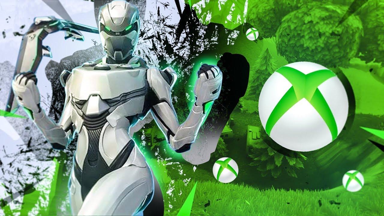 The Fake Xbox Exclusive Skin In Fortnite Youtube